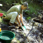 Placer mining in South Dakota